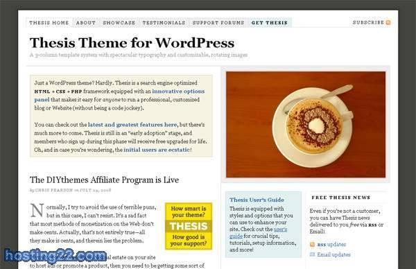 Thesis Theme v1.3.3 Premium Wordpress Themes